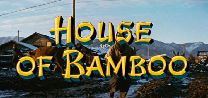 The House of Bamboo is coming home