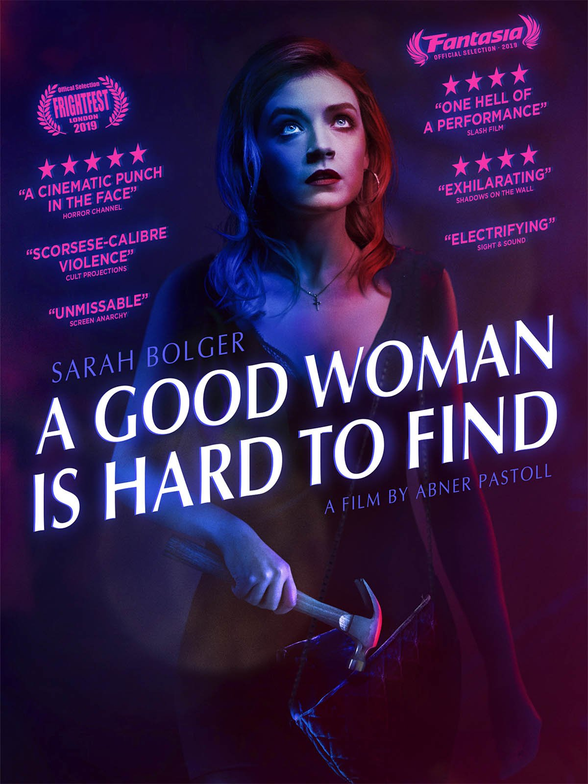 A Good Woman Is Hard To Find (Signature Entertainment) Banner