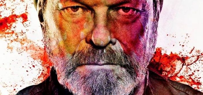A Lifetime award at Cairo with Terry Gilliam