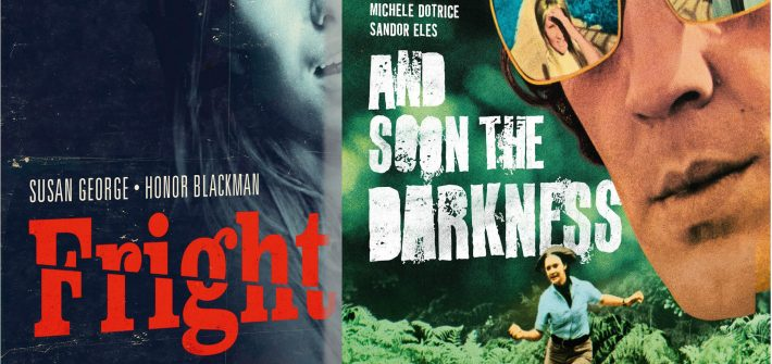 Fright & And Soon the Darkness on Blu-Ray this October