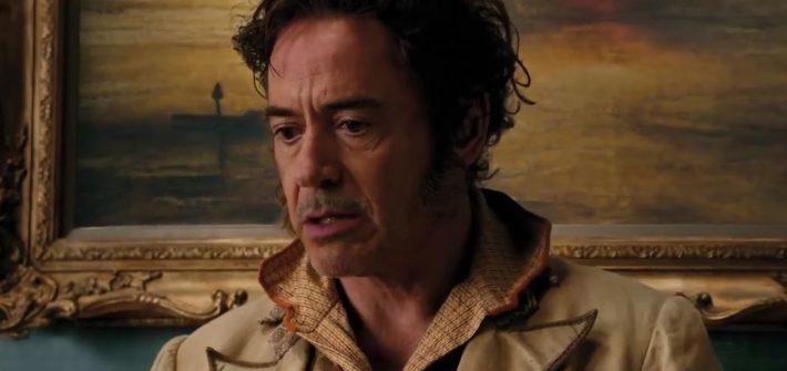 Robert Downey Jr. is Dr Dolittle