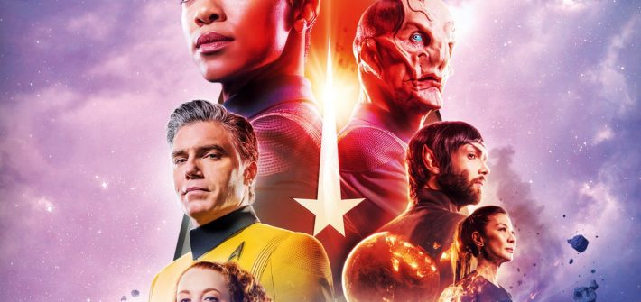 Star Trek: Discovery is coming home