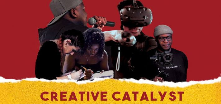 B3 Media continue to support BAME artists with new development programme 'CREATIVE CATALYST'