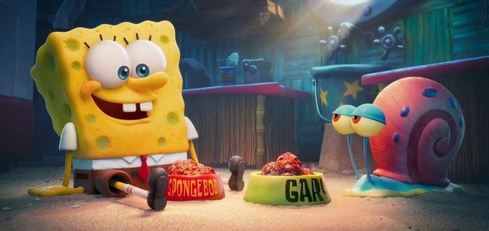 Spongebob is back but where is Gary?