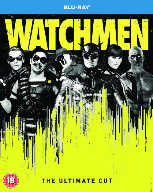 WATCHMEN The Ultimate Cut