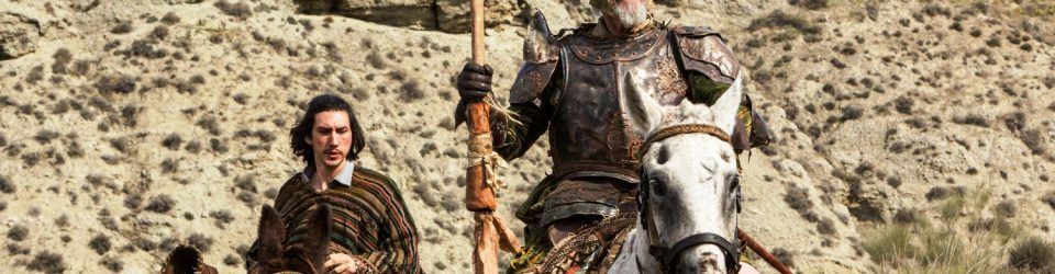 The Man Who Killed Don Quixote is riding into UK cinemas