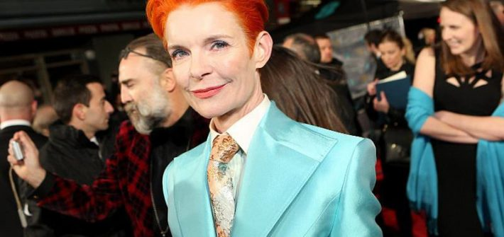 Sandy Powell to receive top honour at London Critics' Circle Film Awards