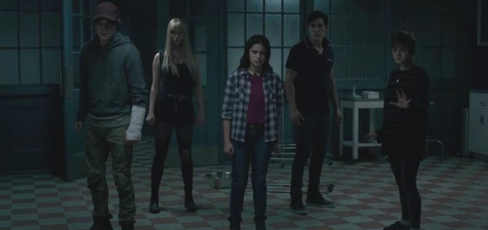 The New Mutants are back