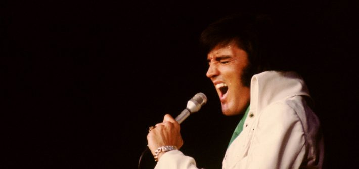 Elvis is coming back