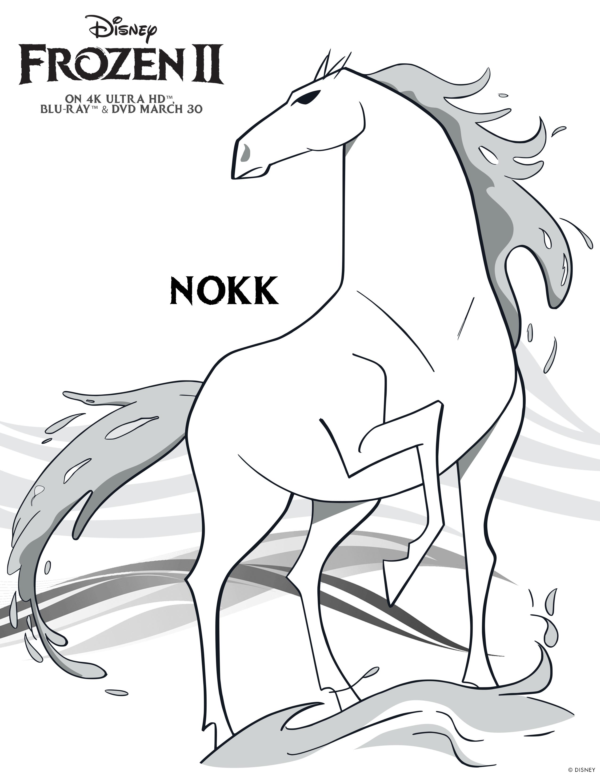 NOKK COLOURING MARCH 30