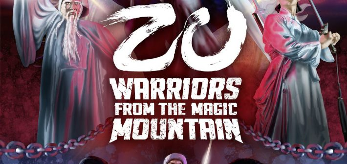 Zu Warriors from the Magic Mountain
