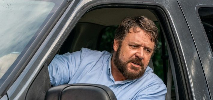 Don't honk at Russell Crowe! Unhinged is coming to UK cinems