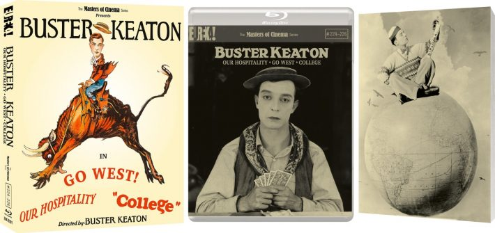 Can Buster Keyton Go West or to College with Our Hospitality?