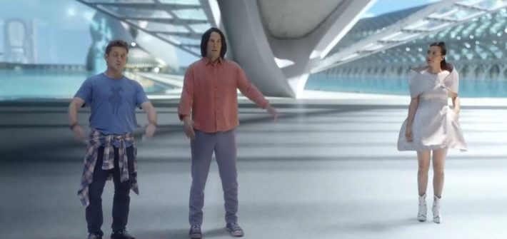See more of Bill & Ted with a new trailer