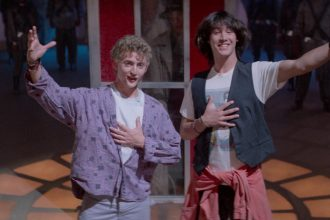 How Bill & Ted got started with their Excellent Adventures