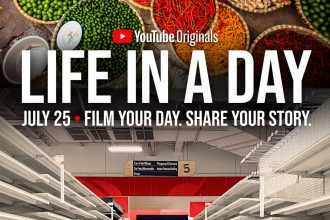Ridley Scott and Kevin Macdonald reunite with YouTube and invite the world to create 'Life in A Day 2020' on 25th July