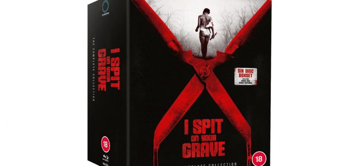 I Spit on Your Grave: The Complete Collection is coming home