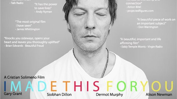 I Made This For You Feature Film Available to Watch for Free Globally to mark World Suicide Prevention Day