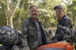 "Ewan McGregor and Charley Boorman's ""Long Way Up"" driving to Apple TV+"