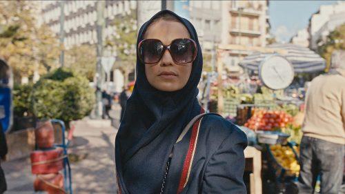 Niv Sultan as Tamar Rabinian of the Apple TV + series TEHRAN.
