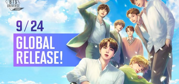 Netmarble's BTS Universe Story Now Available Worldwide