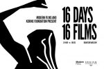 The jury and films have been announced for 16 Days 16 Films