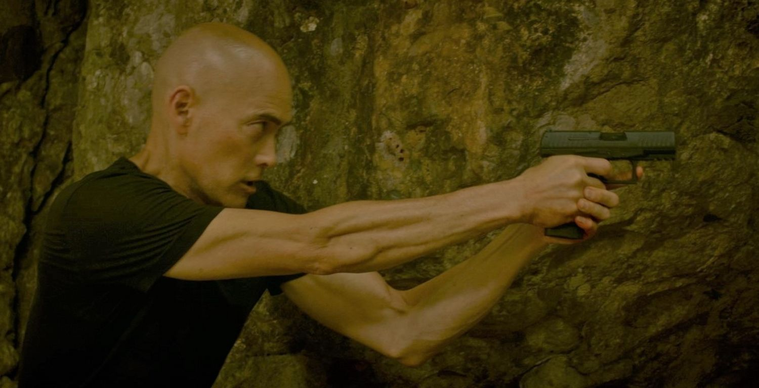 Mark Dacascos in The Driver (Lionsgate UK)