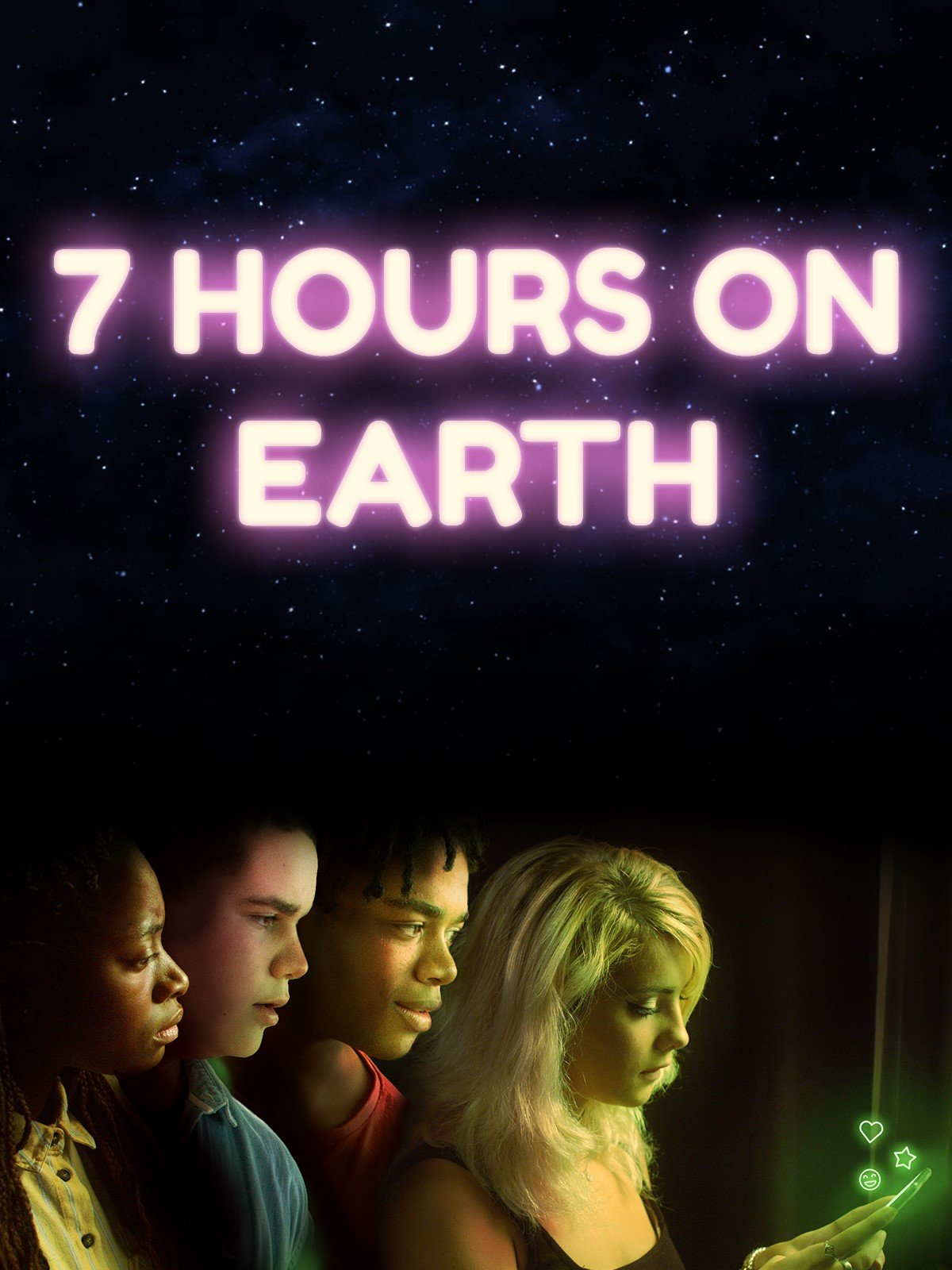 Poster_7 Hours On Earth_one sheet