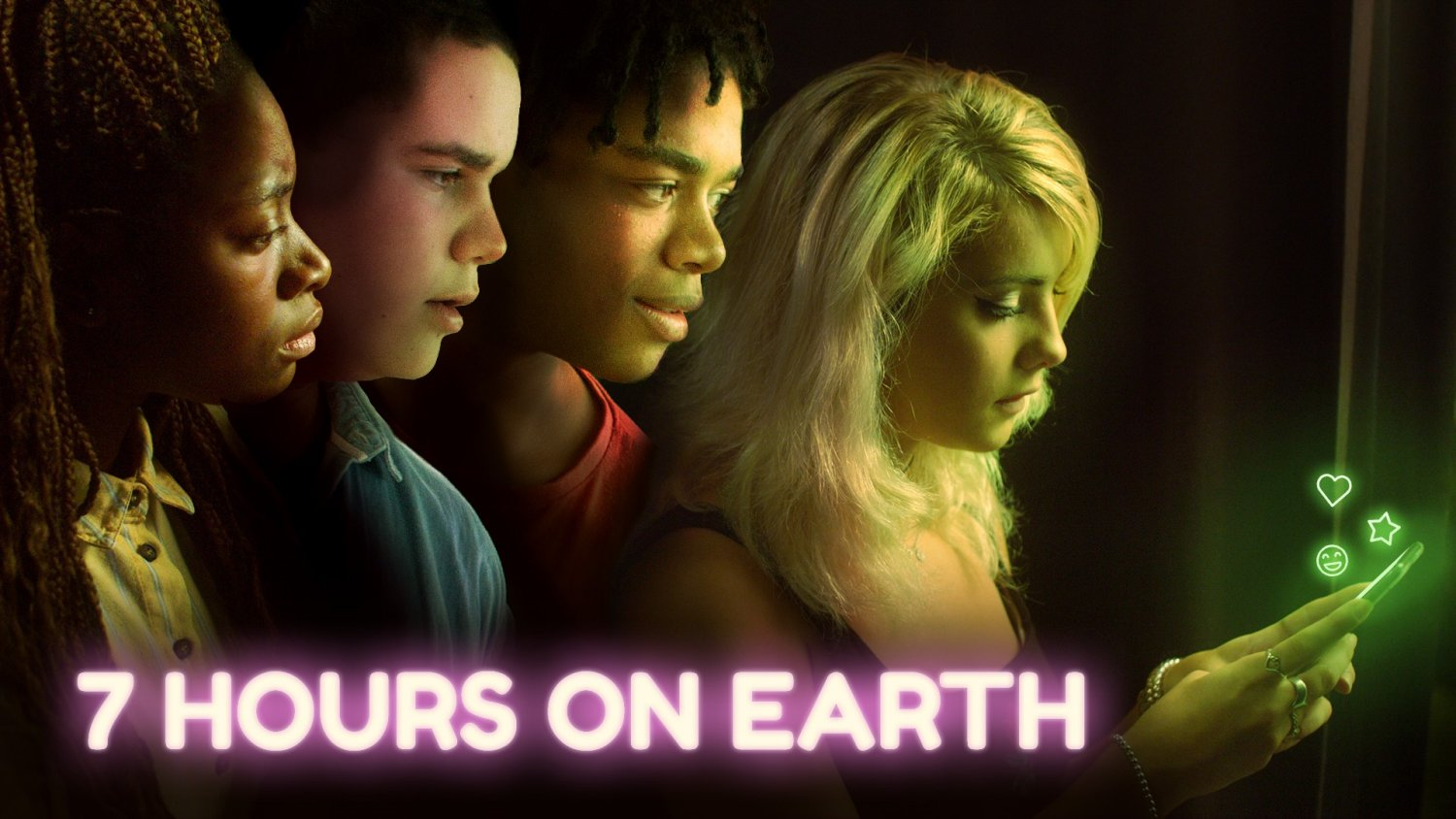 Poster_7 Hours On Earth_quad
