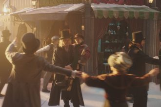 Can Scrooge Save Christmas?