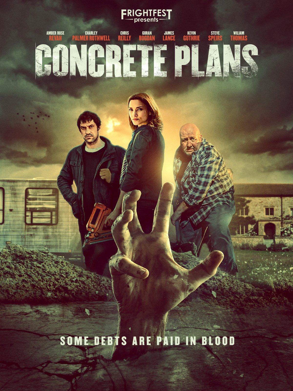 Concrete Plans (Signature Entertainment, 13th November 2020) Poster
