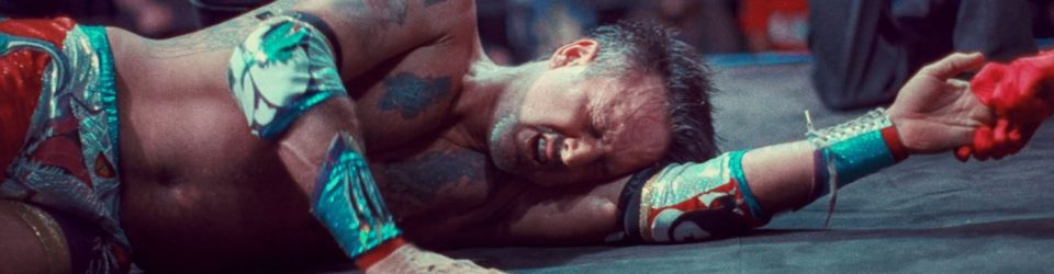 You Cannot Kill David Arquette is fighting into UK cinemas