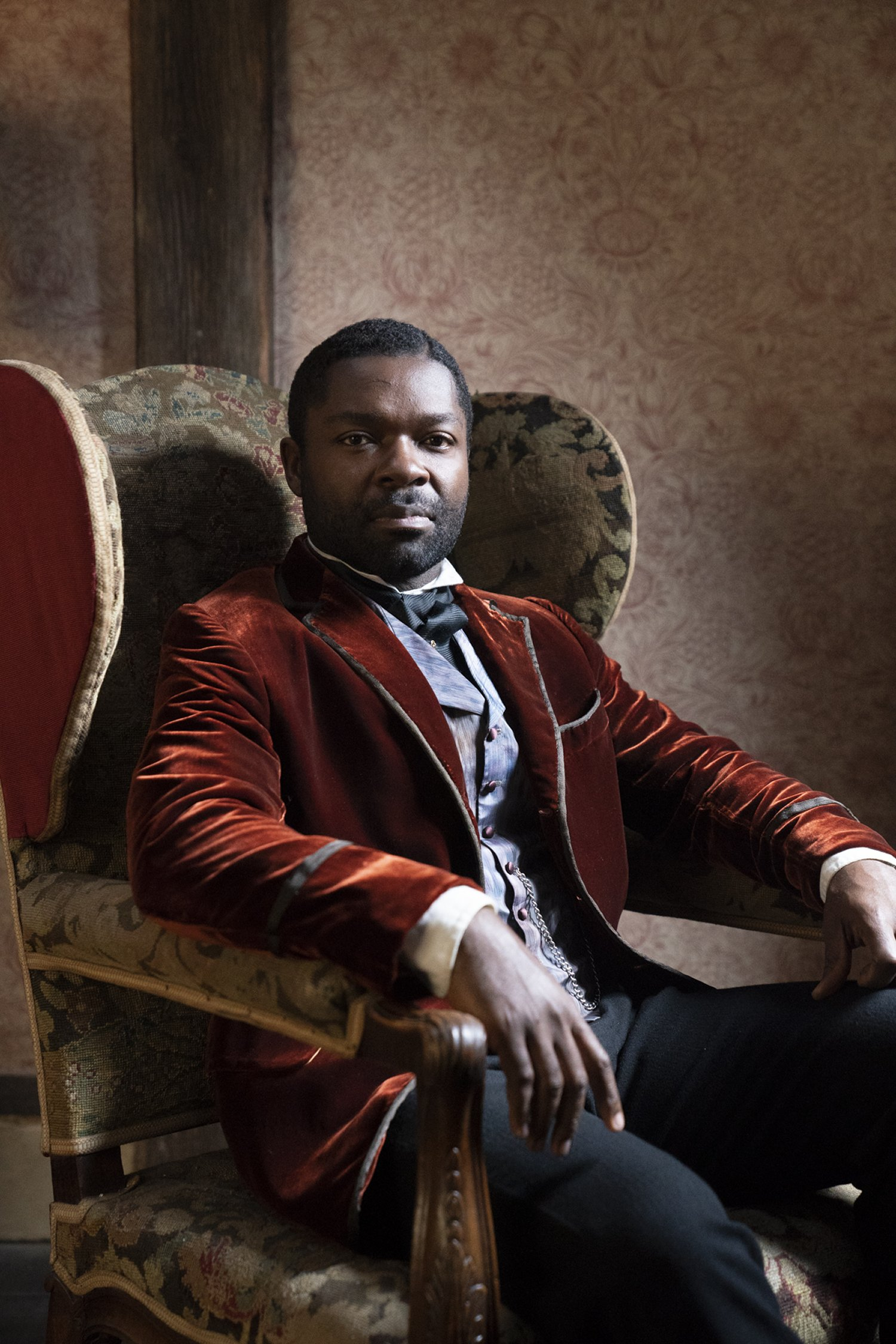 David Oyelowo in Come Away (Signature Entertainment, 2020) [3]
