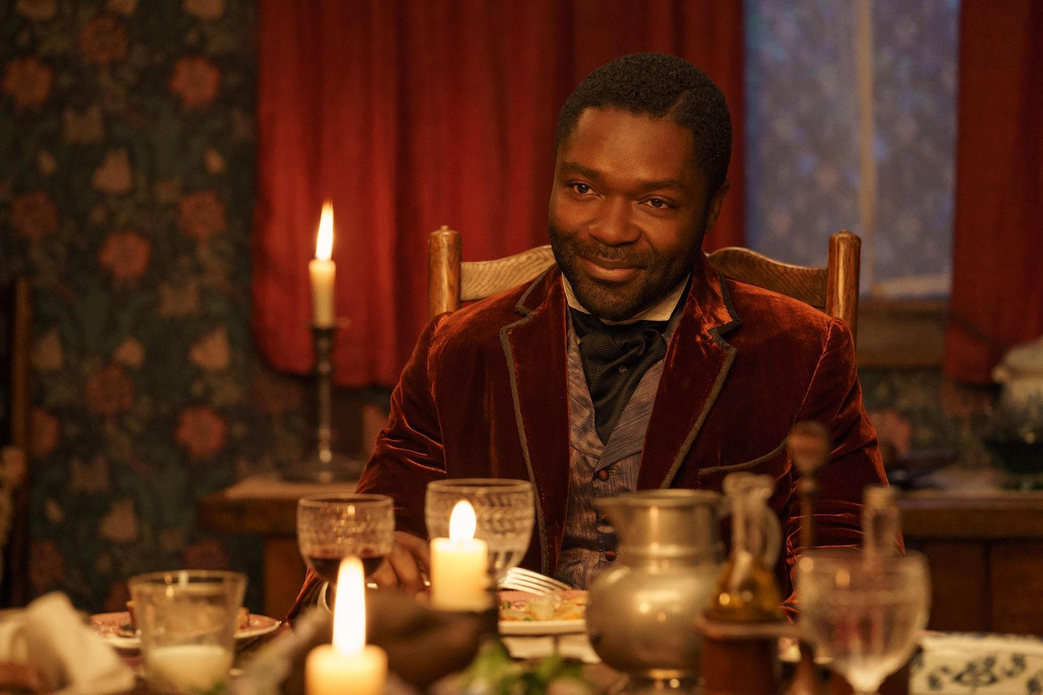 David Oyelowo in Come Away (Signature Entertainment, 2020)