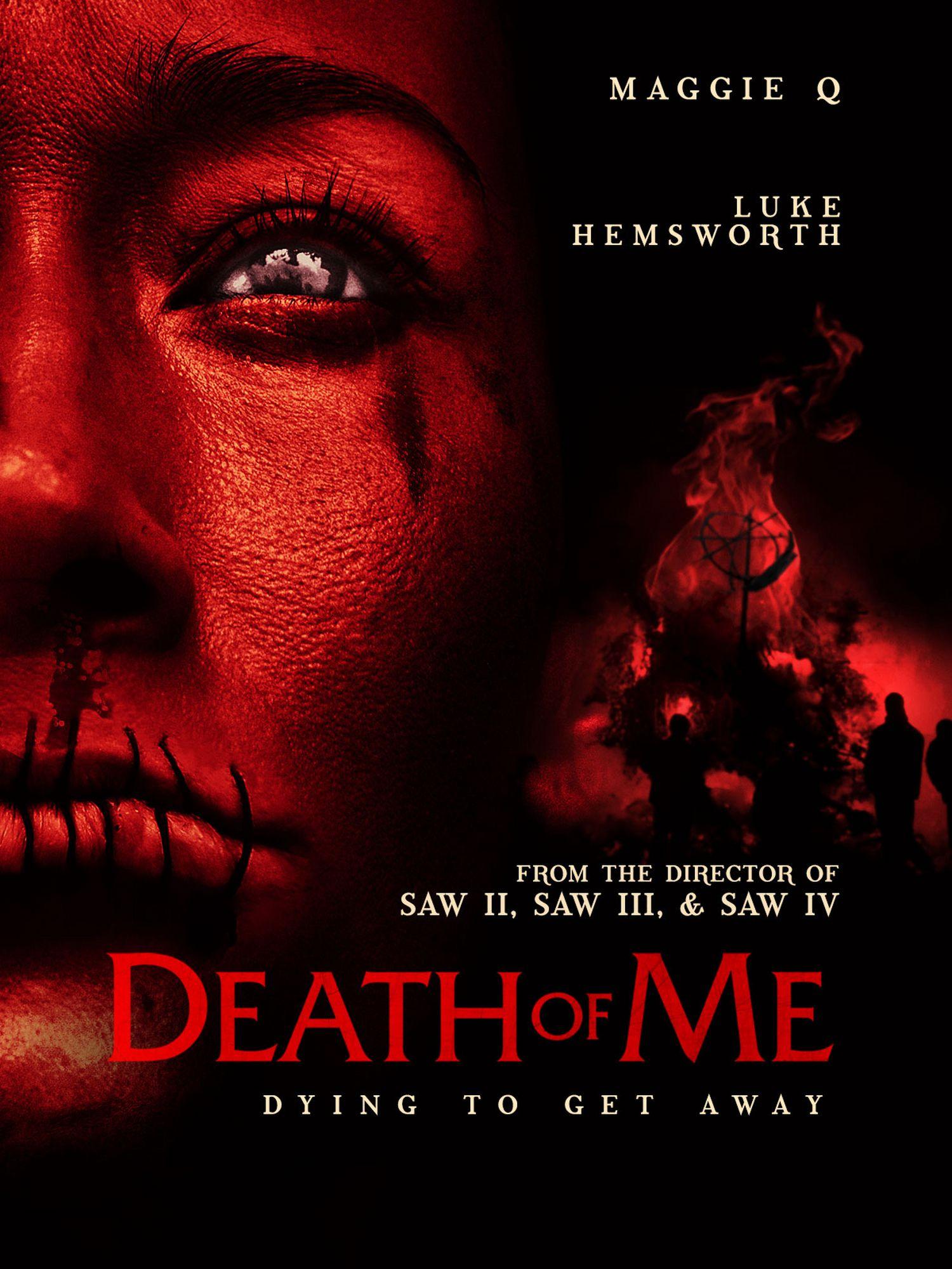 Death of Me (Signature Entertainment, 23rd November) Artwork