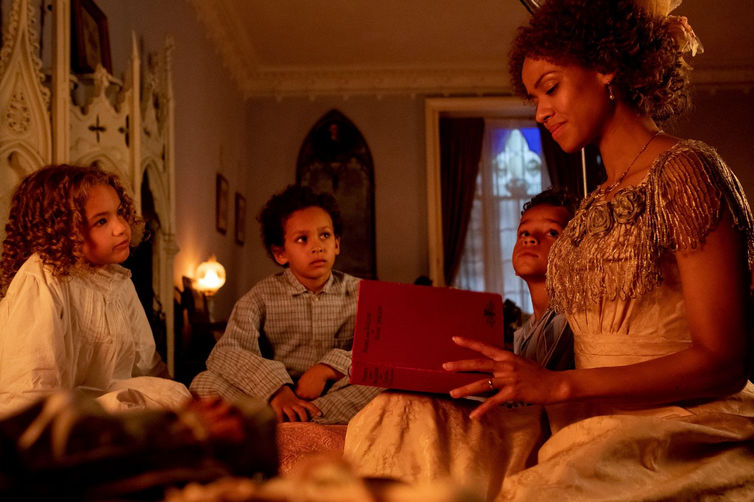 Gugu Mbatha-Raw in Come Away (Signature Entertainment, 2020)