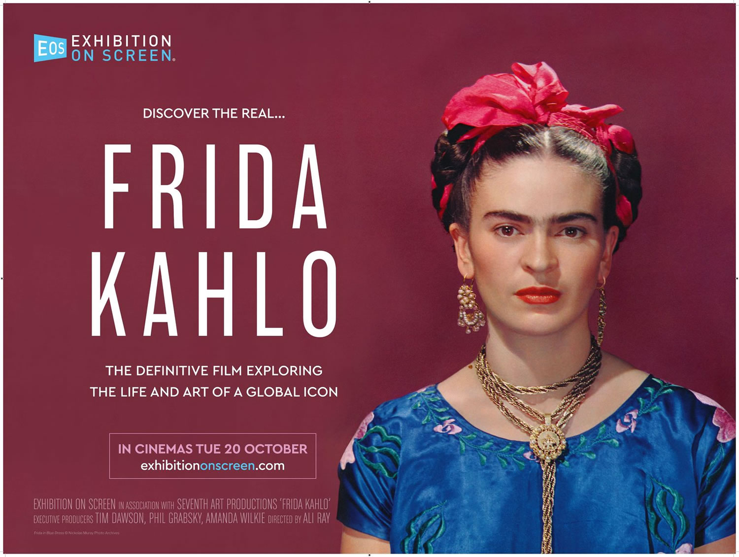 Kahlo poster