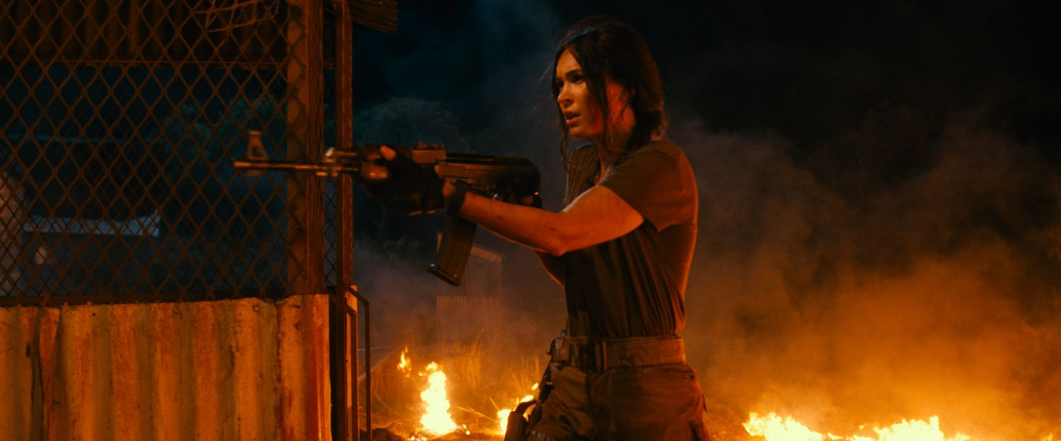 Megan Fox in Rogue (Lionsgate UK) (1)