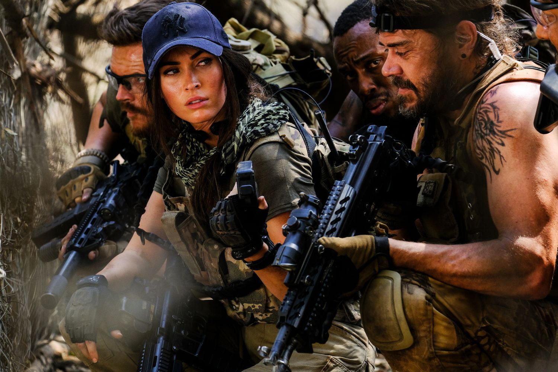 Megan Fox in Rogue (Lionsgate UK)
