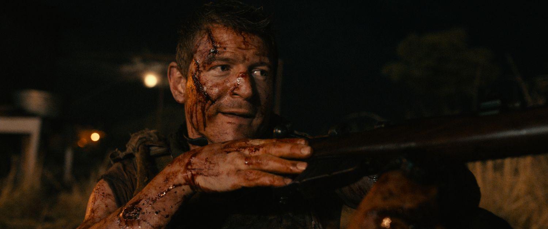 Phillip Winchester in Rogue (Lionsgate UK)