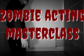 Get a Zombie masterclass with Robin Berry