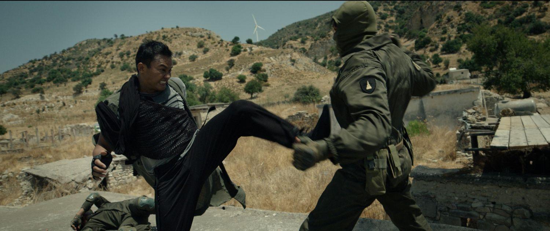 Tony Jaa in Jiu Jitsu (Signature Entertainment, 21st December 2020)