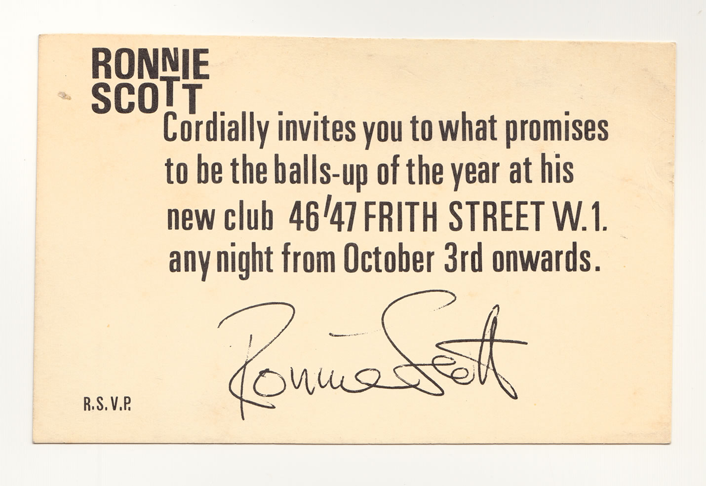 ronnies 08