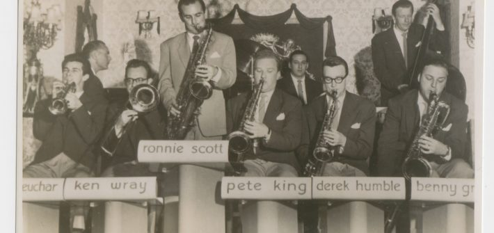The life of Ronnie Scott & his famous jazz club