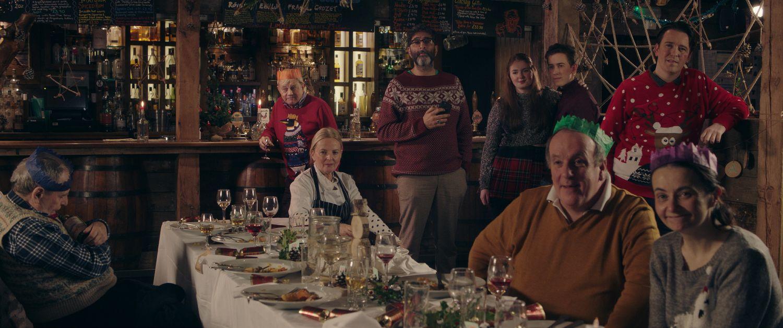 Christmas dinner 001
