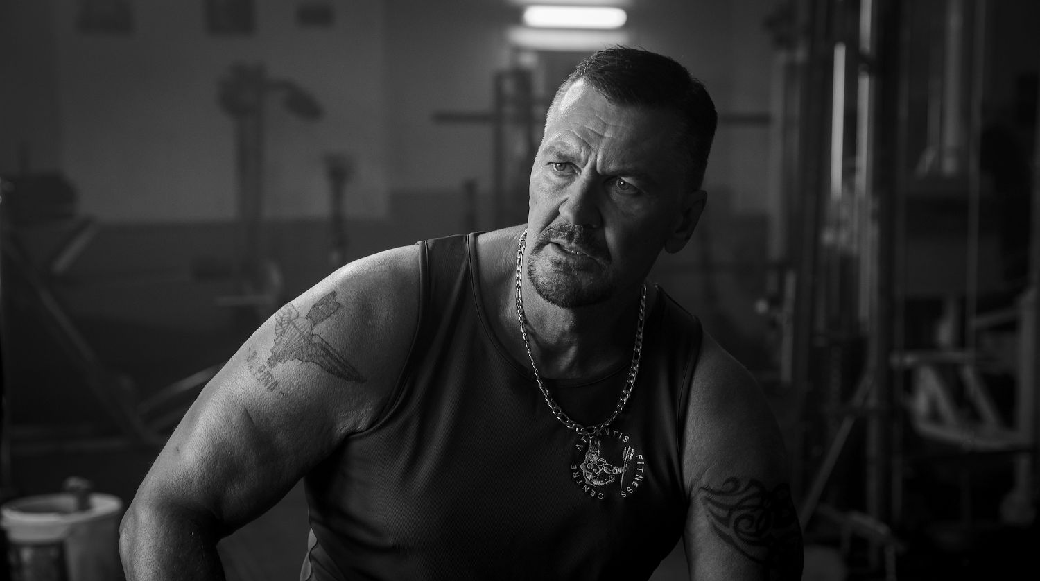 Craig Fairbrass in Muscle
