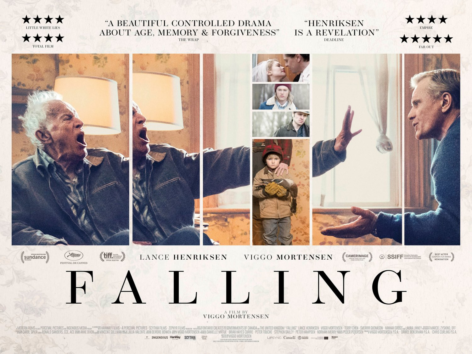 Falling_Poster | Confusions and Connections