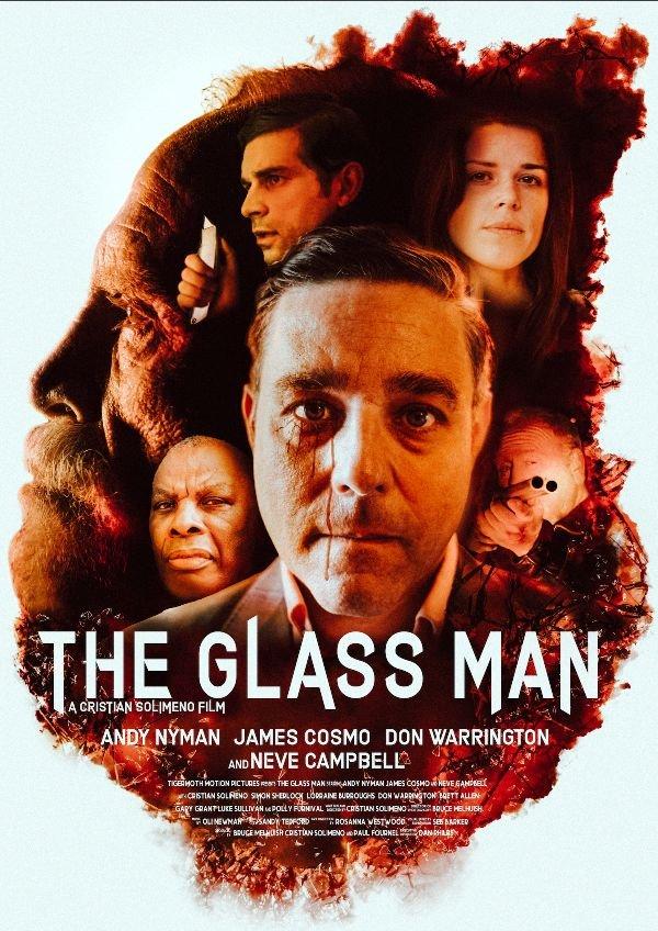 The Glass Man 1-sheet