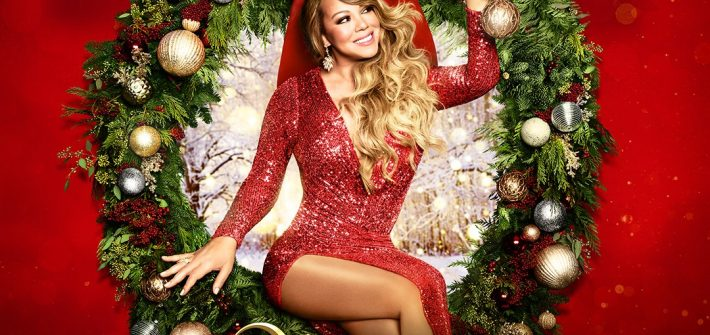 "The trailer for ""Mariah Carey's Magical Christmas Special"" has arrived"