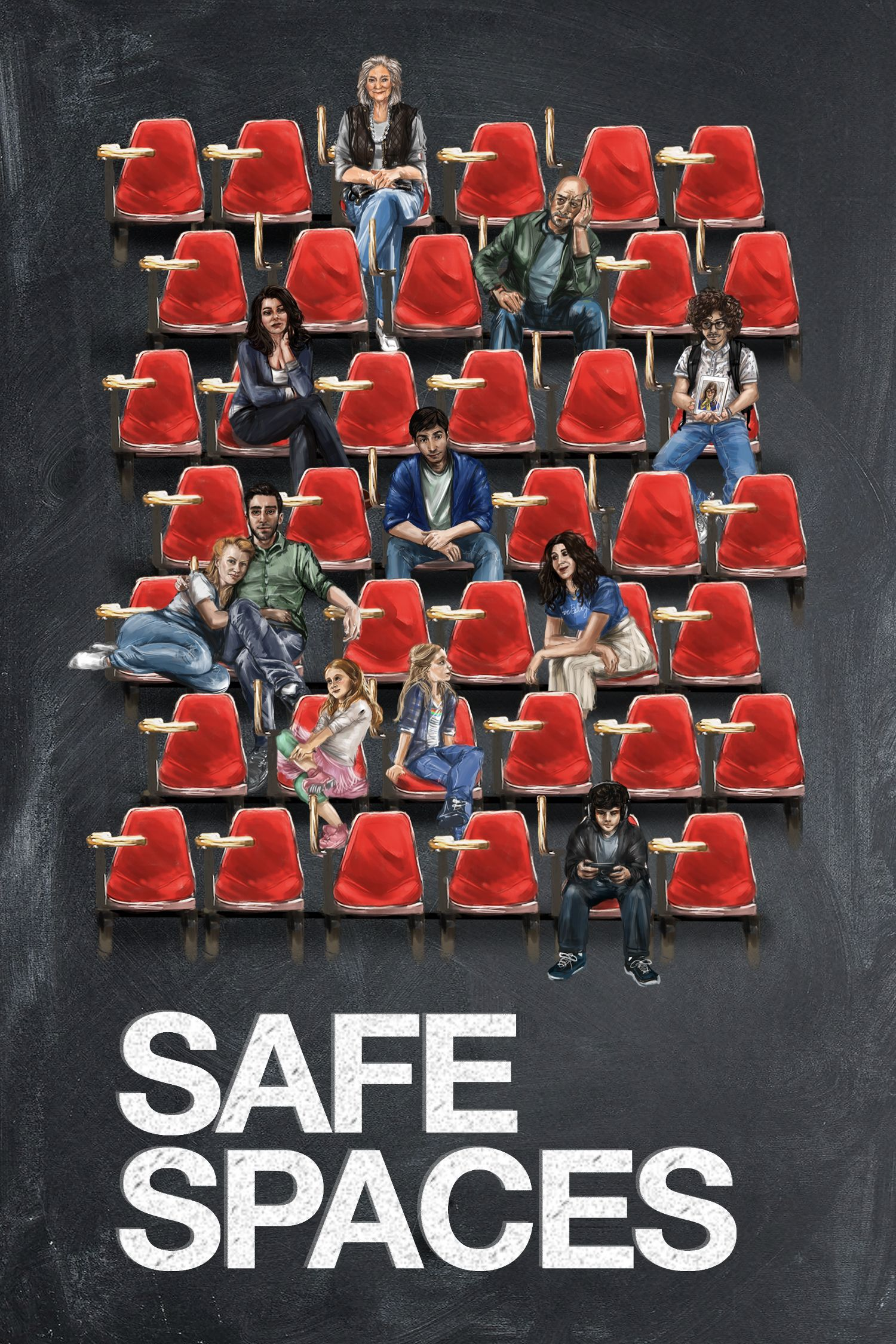 Safe Spaces Poster 2000×3000